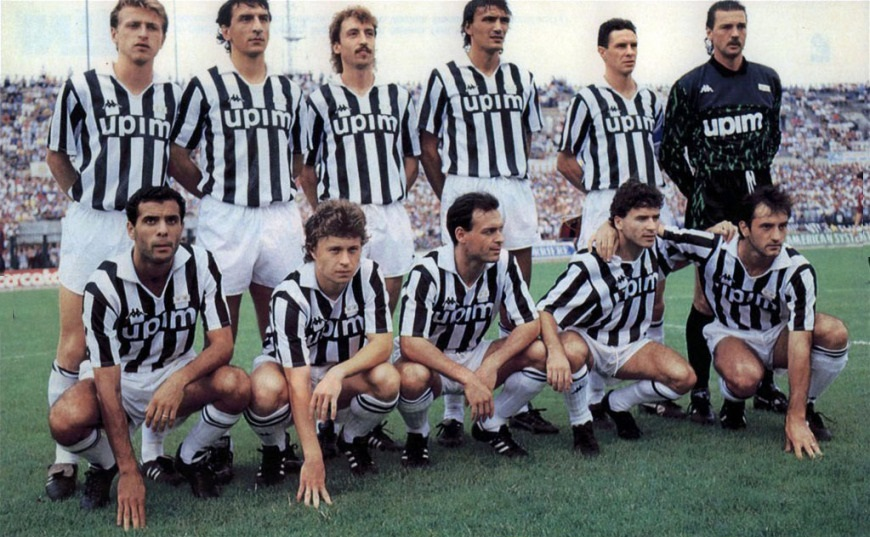 juventus football club 1989 1990 uefa cup final